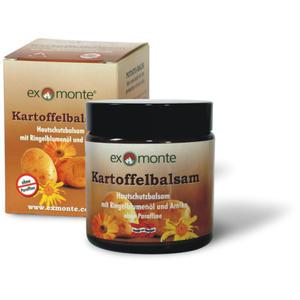 Kartoffelbalsam - Hautschutzbalsam mit Ringelblumenöl und Arnika - ohne Paraffine