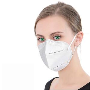 FFP2 Masken, Mundschutz - 20 Stück, nur 0,49 per Stück mit CE 95% Filter weiß