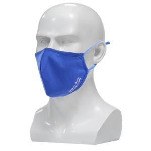 Nano FFP2 R D Maske blau   Premium FFP2 Maske mit spezial Nano Einlage   bis zu 20 x waschbar - wiederverwendbar   CE + ISO zertifiziert   extra atmungsaktiv aus Baumwolle