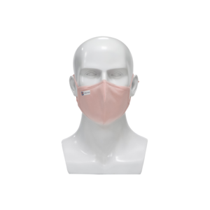 Nano FFP2 R D Maske rosa   Premium FFP2 Maske mit spezial Nano Einlage   bis zu 20 x waschbar - wiederverwendbar   CE + ISO zertifiziert   extra atmungsaktiv aus Baumwolle