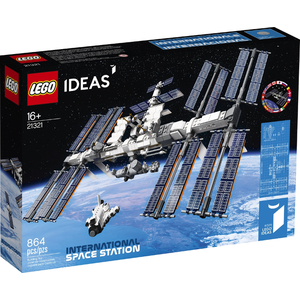 Lego 21321, Ideas, Internationale Raumstation