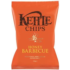 Kettle Chips Honig BBQ 150g