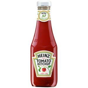 Heinz Tomato Ketchup Glas 300ml