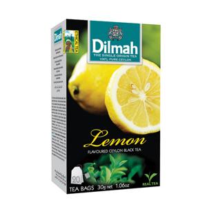 Dilmah Zitronen Tee 30g