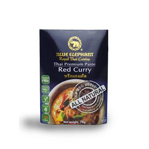 Blue Elephant Red Curry Paste 70g