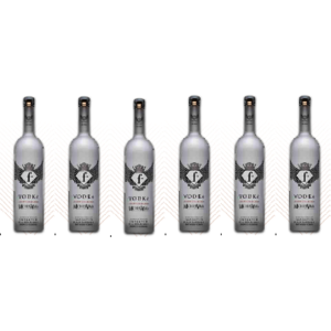 6x10cl Fashion TV Vodka Luxury Collection