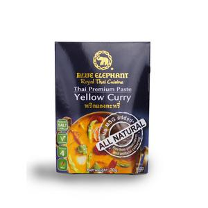Blue Elephant Yellow Curry Paste 70g