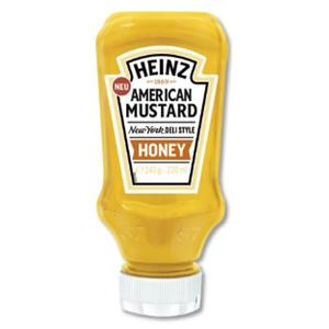 Heinz American Mustard Honey 220ml