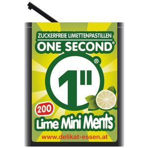 """1"""" Lime Mini Ments 16g"""