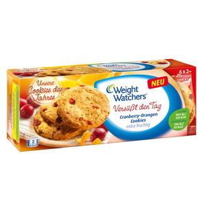 WW Cranberry Orange Cookies114g