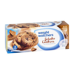 WW Schoko Cookies 114g