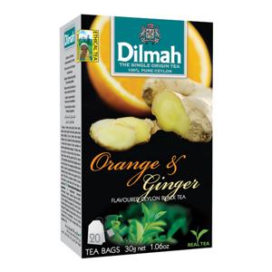 Dilmah Orange & Ingwer Tee 30g
