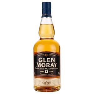 Glen Moray Single Malt 12y 0.7lt