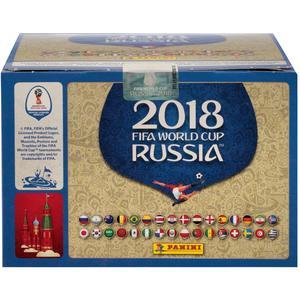 Panini Sticker WM 2018 Box 500 Sticker