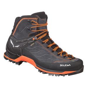 Salewa Mountain Trainer Mid Gore-Tex® Boots - asphalt/fluo orange