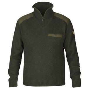 Koster Sweater - dark olive