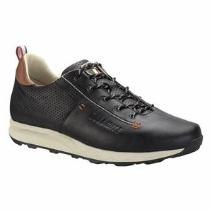 Cinquantaquattro Move Low Leather - black