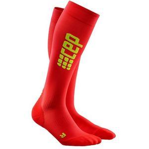 Run Ultralight Socks Men red/green