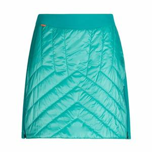 Aenergy Insulation Skirt Women - ceramic/dark ceramic