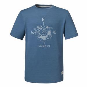 T Shirt Perth1 - blue horizon