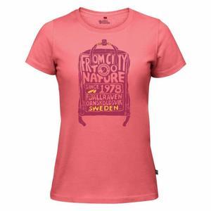 Kånken T-Shirt Women - peach pink
