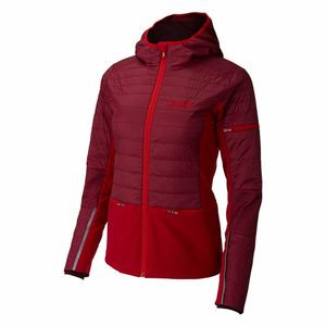Horizon Jacket Women - swix red