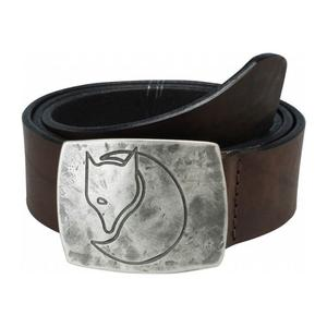 Murena Silver Belt - leather brown