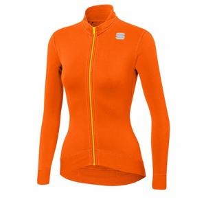 Monocrom Thermal Jersey Women - orange sdr