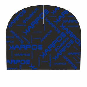 Alagna Race Cap - black/bluette