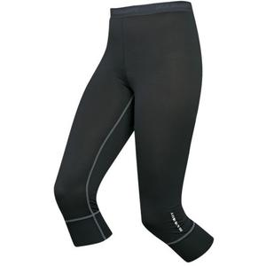 Go Dry Pants 3/4 Women - black