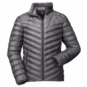 Thermo Jacket Val d Isere2 - silver filigree