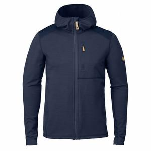 Keb Fleece Hoodie - storm/night sky