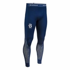 Airnet Wool Pants - estate blue