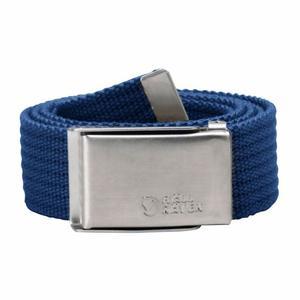 Merano Canvas Belt - deep blue