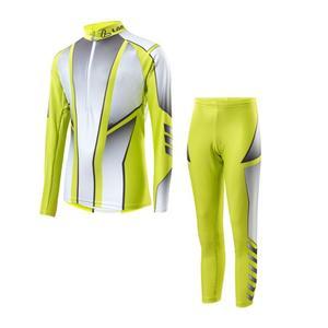Teamline Skiing Racing Suit Kids - light green