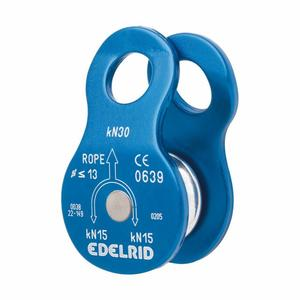 Turn Pulley - blue