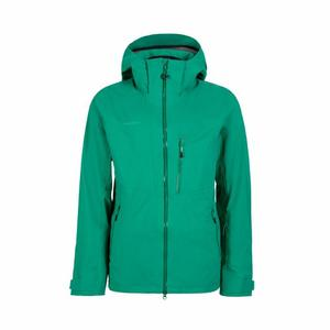 Stoney Hardshell Jacket - deep emerald