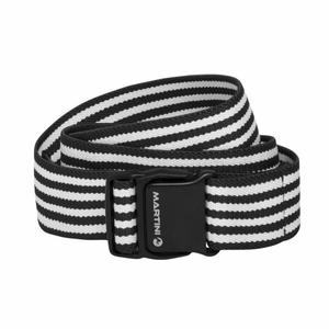 All Over Belt - black/white