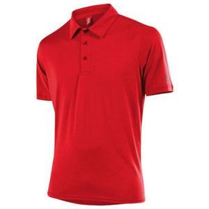 Poloshirt Transtex Single CF - red