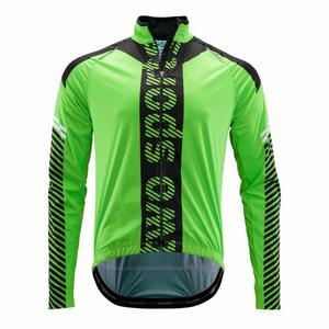 Membrane Cycling Jacket Parina - green/black