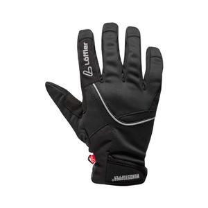 Tour Windstopper Softshell Warm Gloves - black