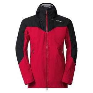 Sharp X Hardshell Jacket - jester red-black