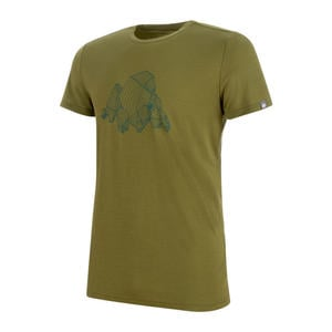 Mammut Alnasca T-Shirt - clover
