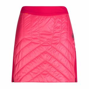 Aenergy Insulation Skirt Women - dragon fruit/sundown