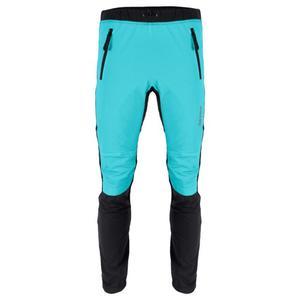 Women Ski Touring Pants Soracte - black/ocean