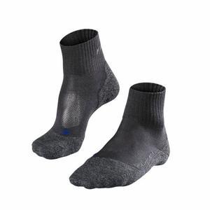 TK2 Cool Short Trekking Socks Women - asphalt melange