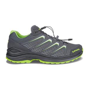 Maddox GTX LO - anthracite/lime