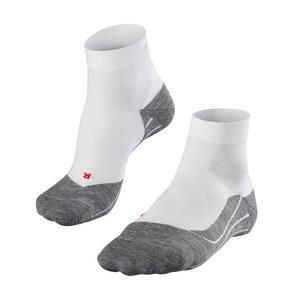 RU4 Short Running Socks Women - white-mix
