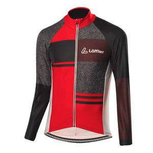 Bike Jersey Dizzy - red