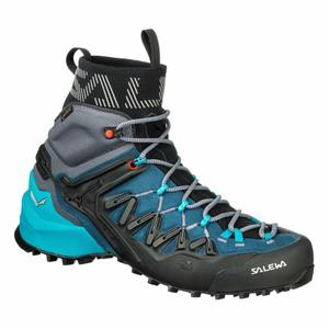 Wildfire Edge Mid Gore-Tex® Women Boots - poseidon/grisaille